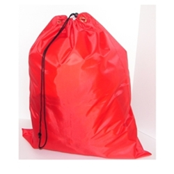 Red Commercial Laundry Bag